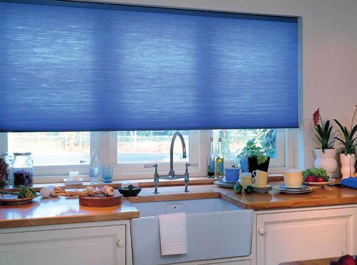 Рулонные шторы в дизайне квартиры