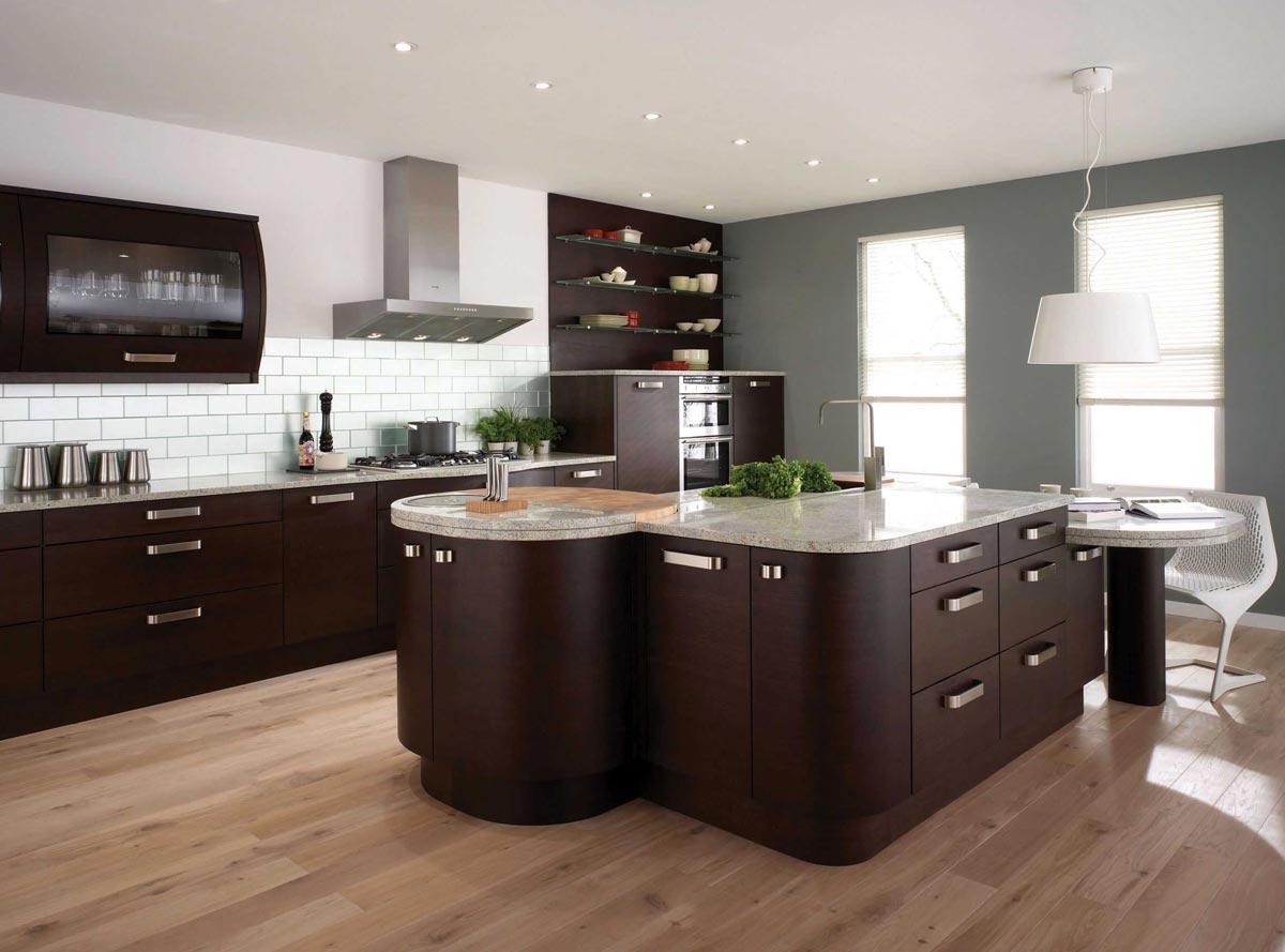 Дизайн кухни 12 кв. м.
