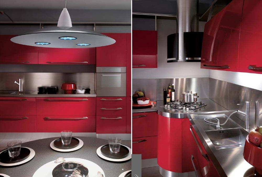 Дизайн кухни 6 кв. м.