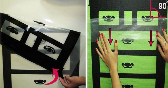 виниловые стикеры, виниловые наклейки, наклейки для стен