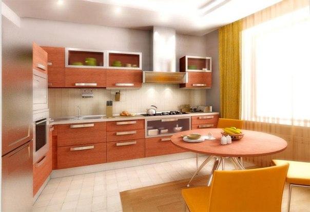 кухня по фен-шуй, кухня, интерьер квартиры, интерьер кухни, большая кухня