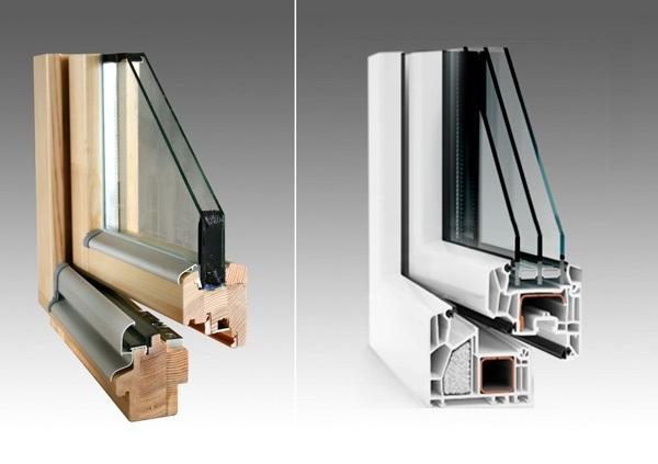 окна, оконные рамы, пластиковые и деревянные окна, сравнение окон, преимущества деревянных окон, преимущества пластиковых окон