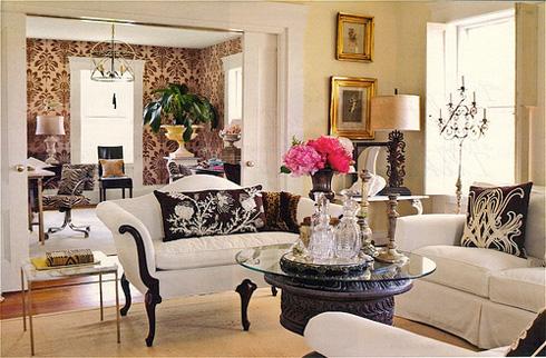 романтический дизайн квартиры