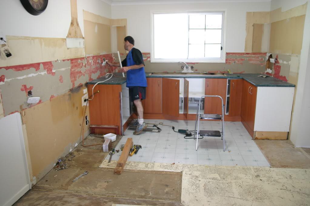 Поэтапный ремонт кухни от А до Я