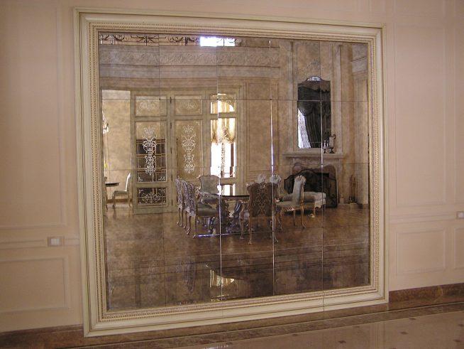 Галерея из зеркал