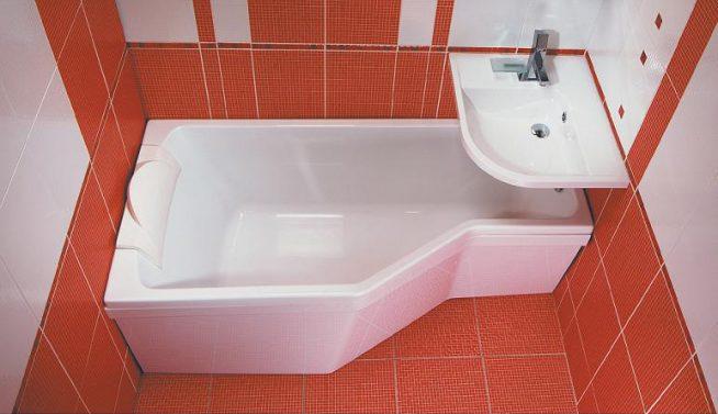 Особенности размещения раковины в ванной комнате