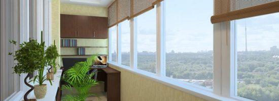 Ремонт балкона собственными руками