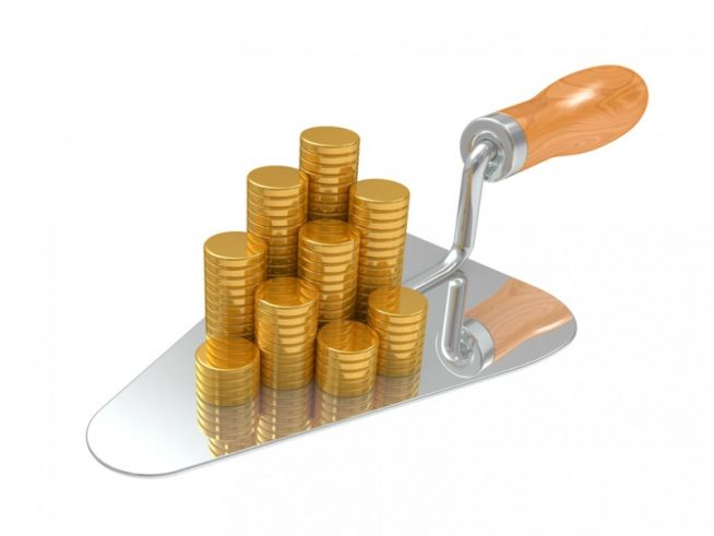 Монеты на кельме