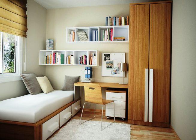 Особенности дизайна небольшой комнаты