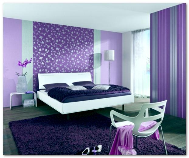 Вертикальное зонирование спальни