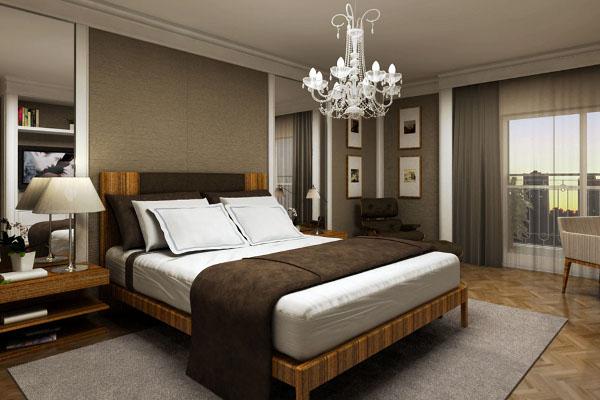 Современные тенденции классического стиля для спальни