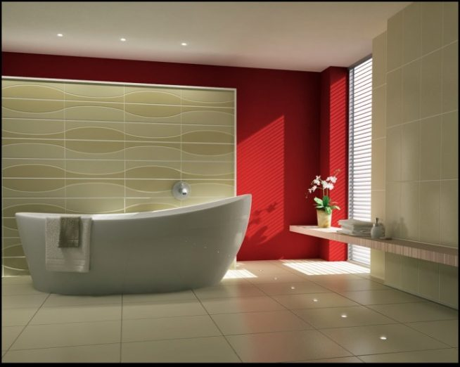 Японский стиль в ванной: ничего лишнего в обстановке
