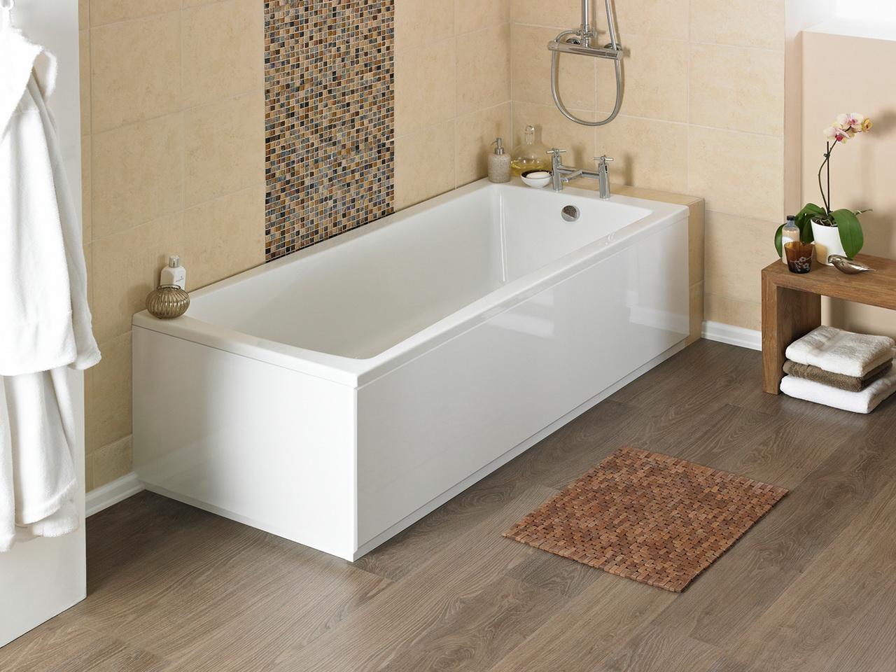 Выбор акриловой ванны: подходим к вопросу скрупулезно