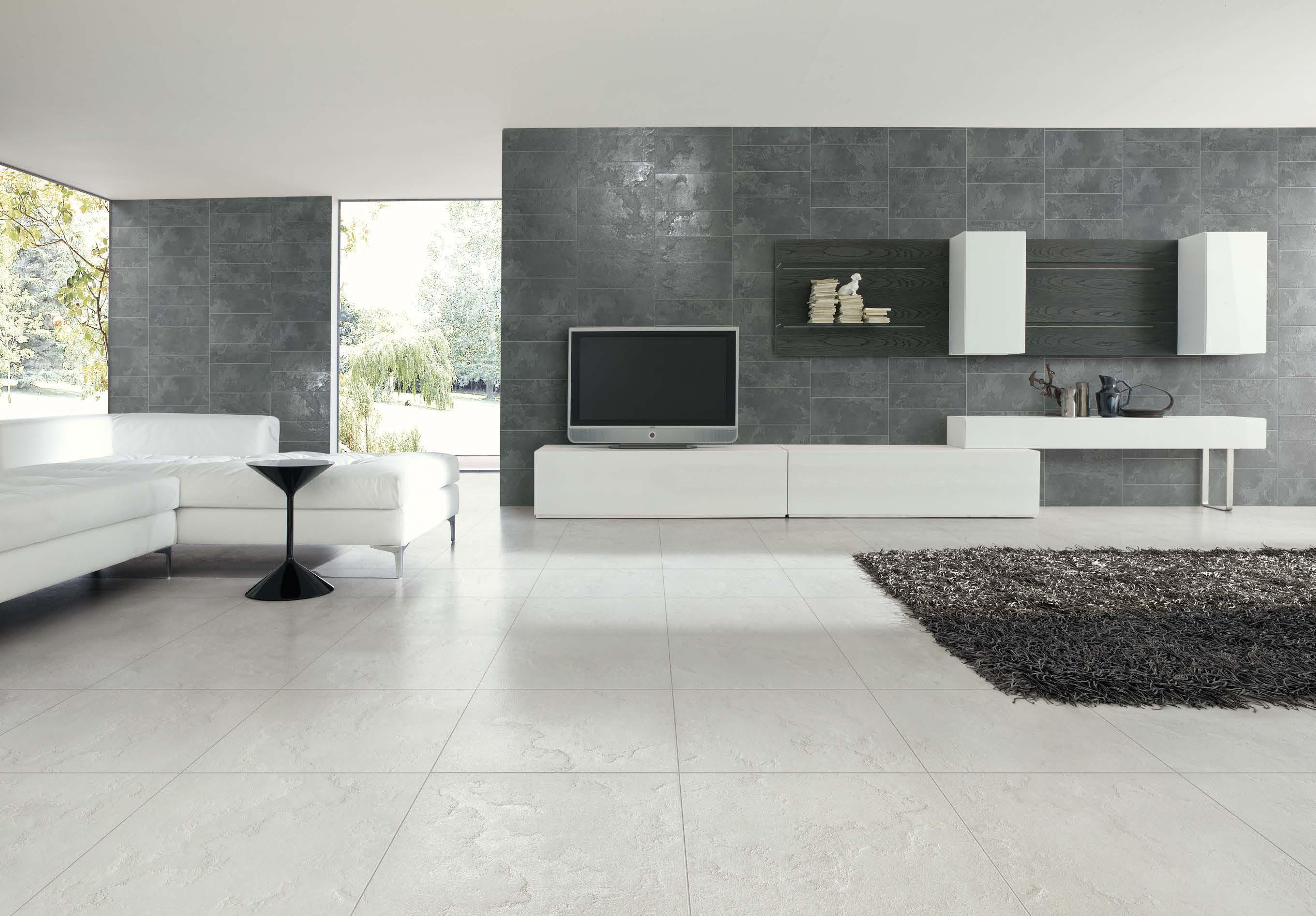 Включаем пространство на максимум — гостиная в стиле минимализм