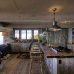 Кухня в стиле лофт: «брутальный» уют