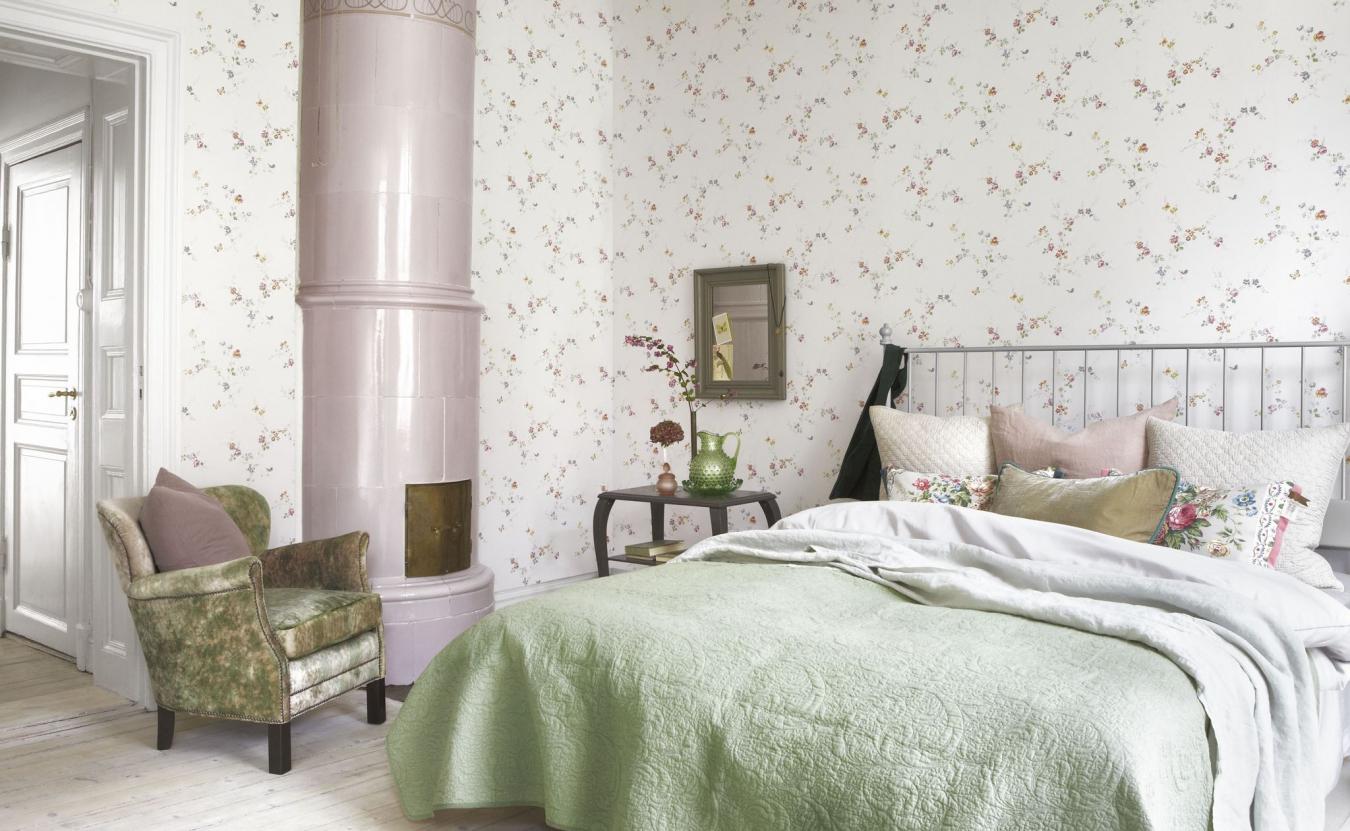 Стиль шебби шик: романтика в вашей спальне