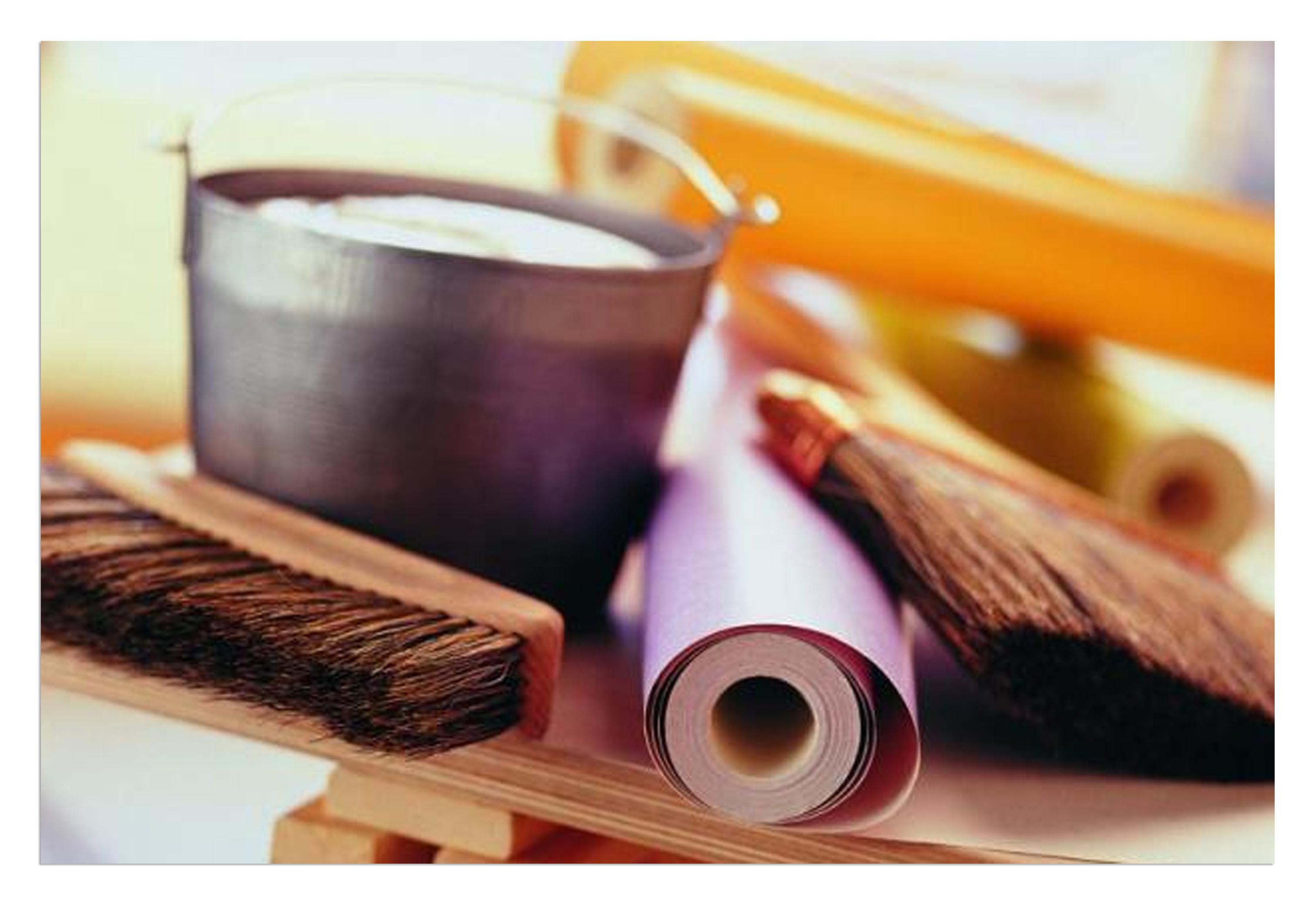Как выбирать обои и подготовка стен к оклейке