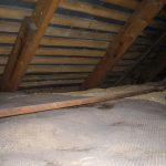 Утепляем деревянный потолок самостоятельно: варианты и способы