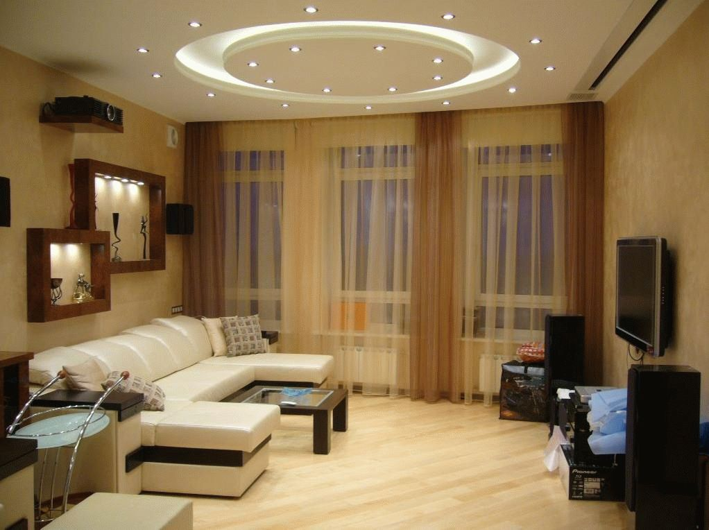 Ремонт в тесной квартире