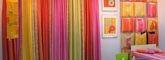 Как правильно выбрать шторы для детской комнаты?