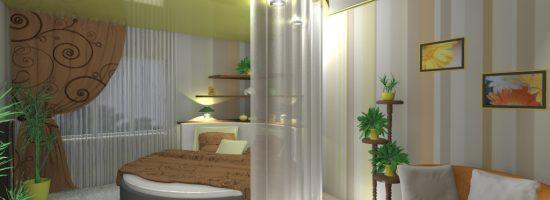 Дизайн комнаты 15 кв. м.