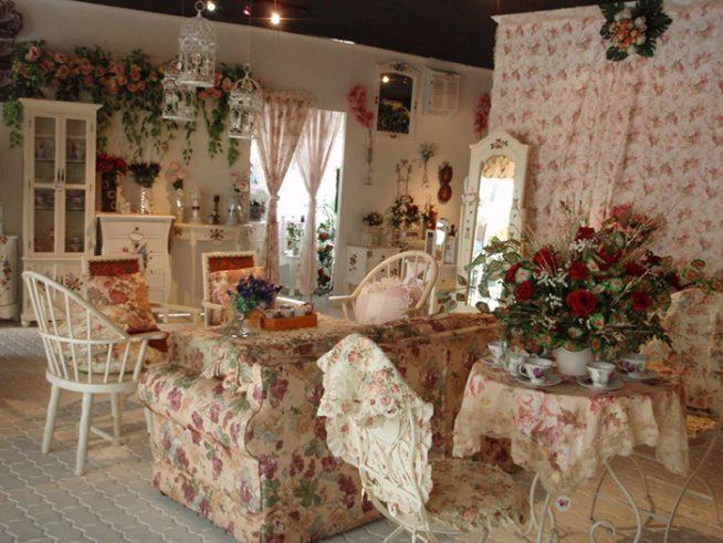Комната с ярко-выраженным текстильным оформлением