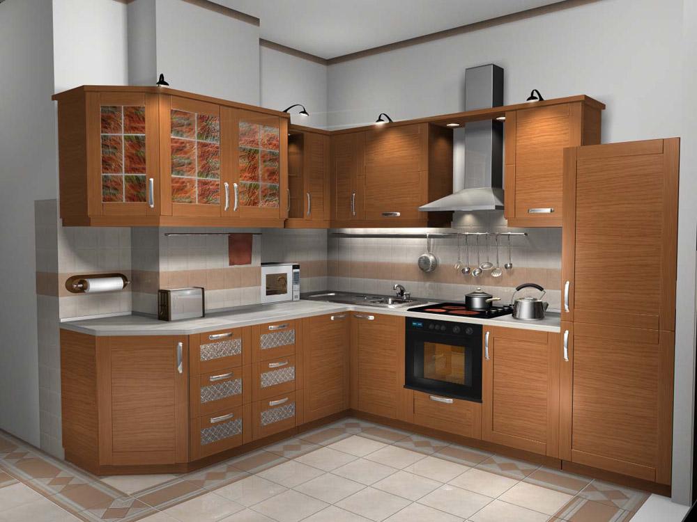 кухни со встраиваемой техникой фото отличие