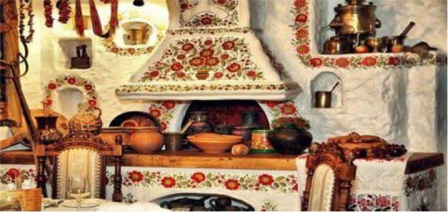 Роспись в русском стиле