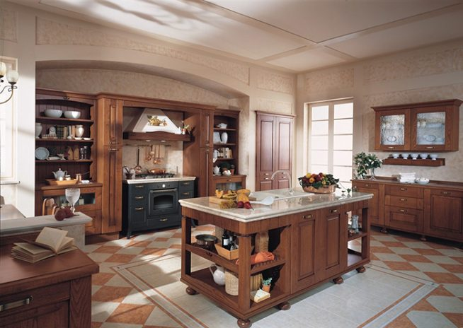 Типичная итальянская кухня