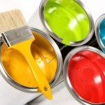 потолочная плитка покраска