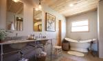 детали для ванной в стиле прованс