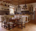 Дизайнерская кухня в стиле «Марокко»