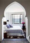 Небольшая марокканская спальня