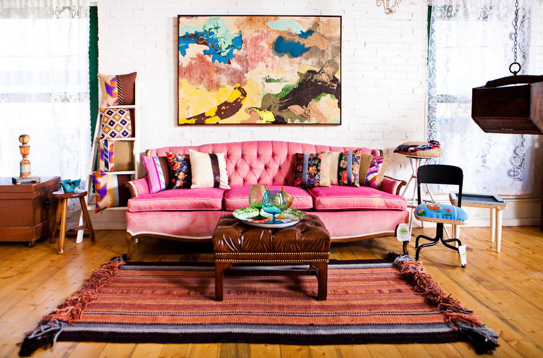 бохо стиль в квартире