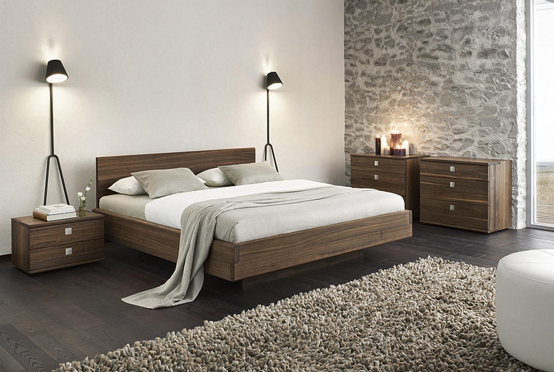 Дизайн-проект спальни в эко-стиле