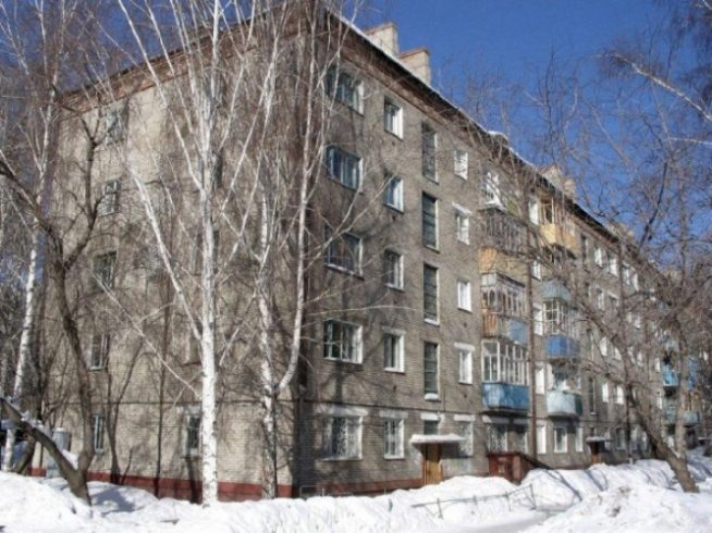 Балконы в домах хрущёвского периода