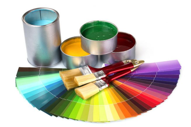 Фасадная краска