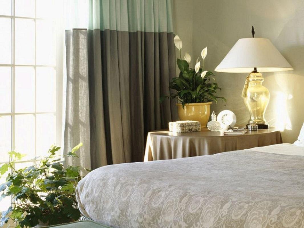 Дизайн спальни в бирюзовом цвете фото кто