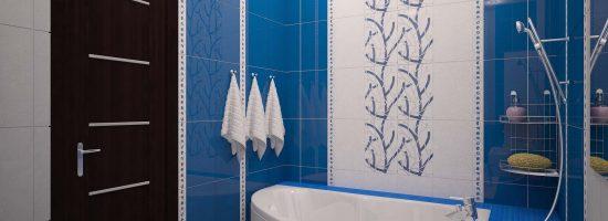 Дизайн ванной комнаты 2 кв.м.