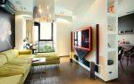 Дизайн комнаты площадью 9 кв м