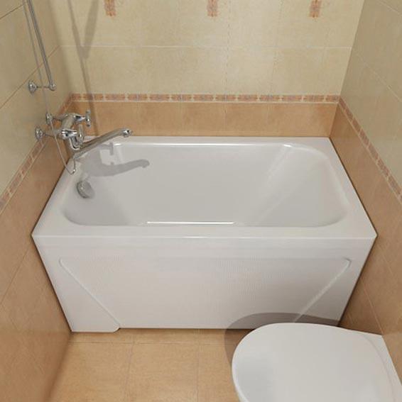 Дизайн интерьера очень маленькой ванной комнаты