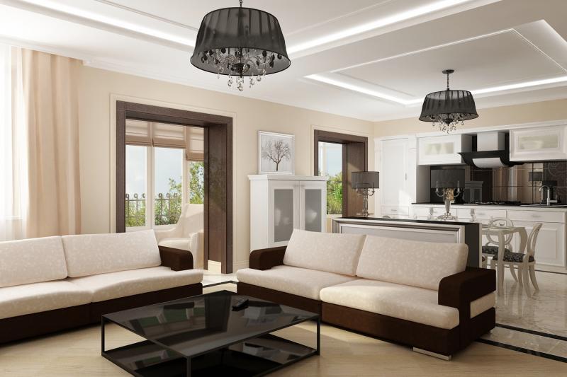 Нюансы оформления интерьера квартиры в стиле модерн