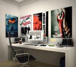 Изображения кумиров в комнате