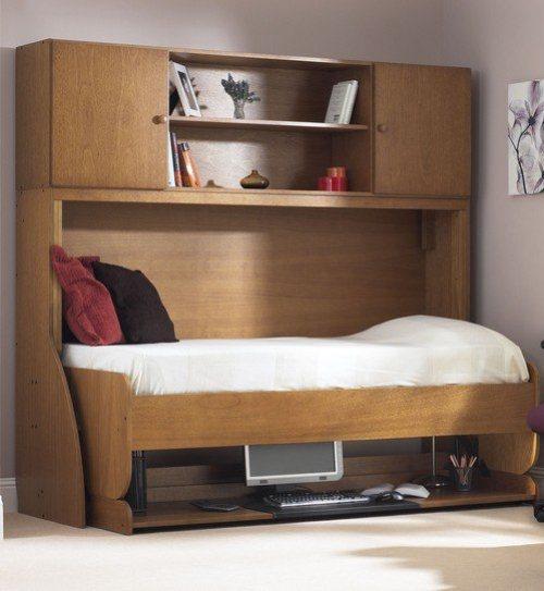 Многофункциональная мебель для комнаты подростка