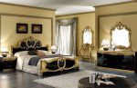 Комната в стиле классический модерн