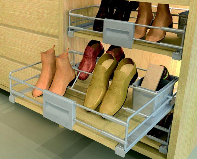 Обувные ящики
