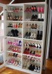 Женский обувной стеллаж
