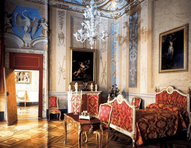 Португальское барокко в интерьере