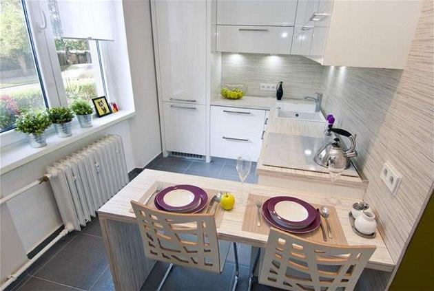 30 вариантов планировки и дизайна маленькой кухни