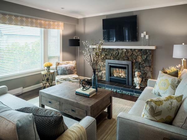 Интерьер в дизайне гостиной